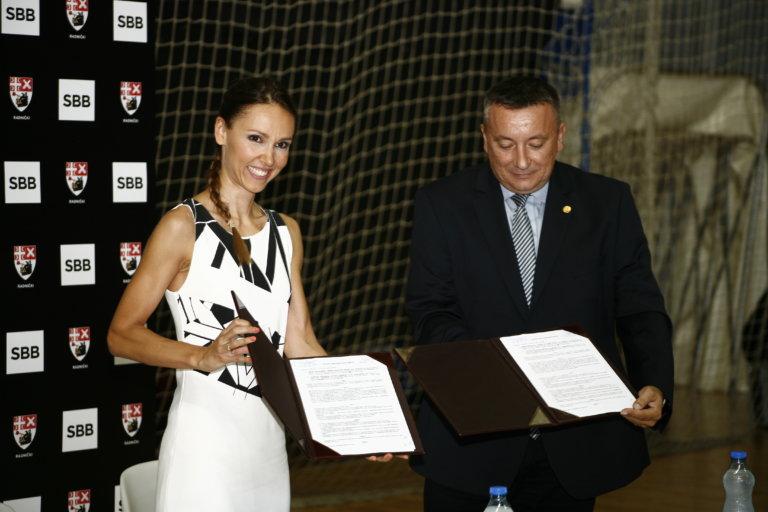 "Read more about the article SBB naslovni sponzor kragujevačke hale ""Jezero"""