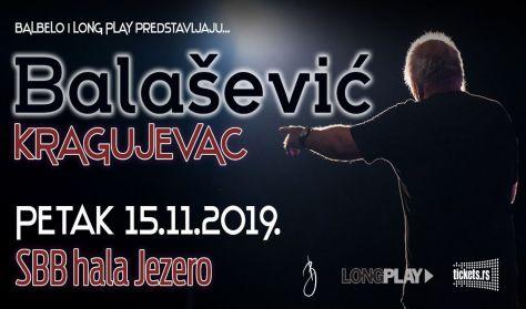 Read more about the article Rasprodat koncert Balaševića u SBB hali Jezero