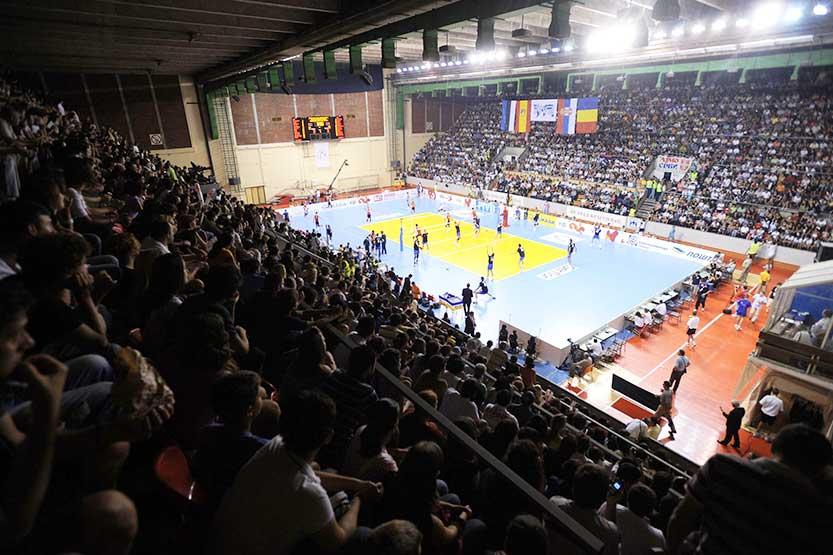 Read more about the article Pionirska odbojkaška reprezentacija Srbije u Kragujevcu